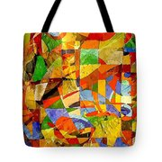 Abstraction 0368 Marucii Tote Bag