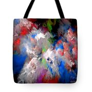 Abstraction 0392 Marucii Tote Bag