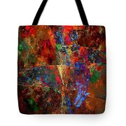 Abstraction 0393 Marucii Tote Bag