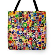 Abstraction 0449 Marucii Tote Bag