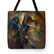 Abstraction 0497 Marucii Tote Bag