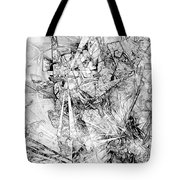 Abstraction 0521 - Marucii Tote Bag