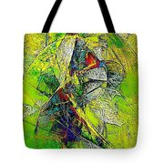 Abstraction 0527 Marucii Tote Bag