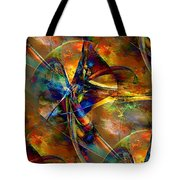 Abstraction 0528 - Marucii Tote Bag