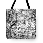 Abstraction 0538 - Marucii Tote Bag
