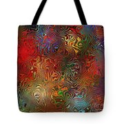 Abstraction 0612 Marucii Tote Bag