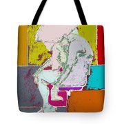 Abstraction 113 Tote Bag