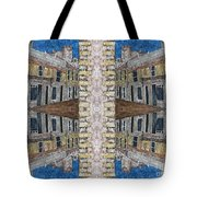 Abstraction 120 Tote Bag