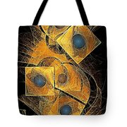 Abstraction 207-03-13  Marucii Tote Bag