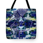 Abstraction 231 Tote Bag
