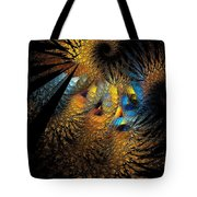 Abstraction 252-05-13 Marucii  Tote Bag
