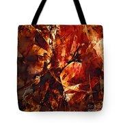 Abstraction  272 - Marucii Tote Bag