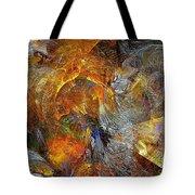 Abstraction 435-08-13  Marucii Tote Bag
