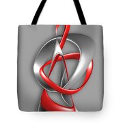 Abstraction 458-09-13 Marucii Tote Bag