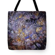 Abstraction 472-09-13 Marucii Tote Bag