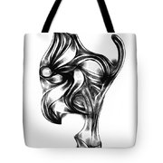 Abstraction 490-10-13 Maruci Tote Bag