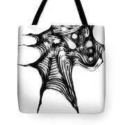 Abstraction 492-10-13 Maruci Tote Bag