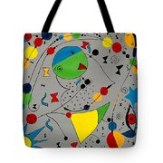 Abstraction 575 - Marucii Tote Bag