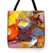 Abstraction 586-11-13 Marucii Tote Bag