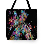 Abstraction 587 - Marucii Tote Bag