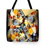 Abstraction 596-11-13 Marucii Tote Bag