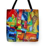 Abstraction 599-14 - Marucii Tote Bag
