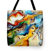 Abstraction 600-11-13 Marucii Tote Bag