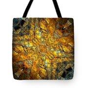 Abstraction 634-12-13 Marucii Tote Bag