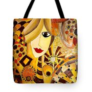 Abstraction 676 - Marucii Tote Bag