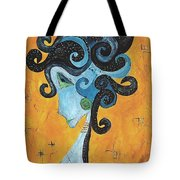 Abstraction 699 -marucii Tote Bag