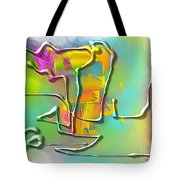 Abstraction 702 -marucii Tote Bag