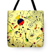 Abstraction 754 - Marucii Tote Bag