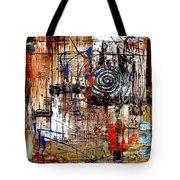 Abstraction 758 - Marucii Tote Bag