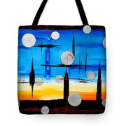 Abstraction - IIi - Tote Bag