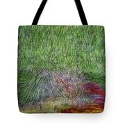 Abstraction Of Life Tote Bag