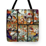 Abstractionnel -29a02 Tote Bag