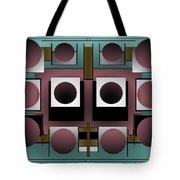 Abstracto 2 Tote Bag