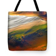 Abstracts Extremophile  Tote Bag