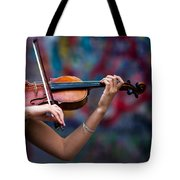 Abstracts From Vivaldi - Featured 3 Tote Bag