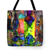 Absynthe Minded Tote Bag