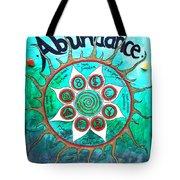 Abundance Money Magnet - Healing Art Tote Bag