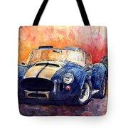 Ac Cobra Shelby 427 Tote Bag by Yuriy  Shevchuk