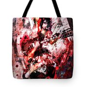 Ac Dc Original  Tote Bag