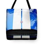 Ac Shelby Cobra Grille - Hood Emblem Tote Bag