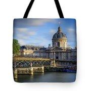 Acadamie Francaise Tote Bag