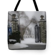 Academy Of Notre Dame - School For Girls Tote Bag
