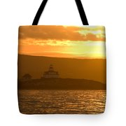 Acadia Lighthouse  Tote Bag