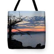 Acadia Sunrise 2 Tote Bag