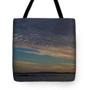 Acadia Sunrise Tote Bag