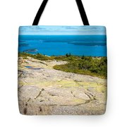 Acadia Views Tote Bag